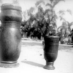 Kuba-Bushong Drums