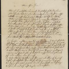 [Letter from Resi to Hanni, April 18, 1845]