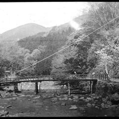 View of Yumoto near Miyanoshita