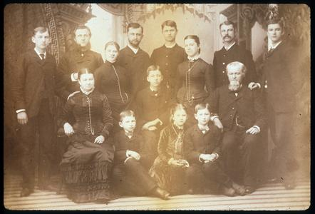 Torrison family