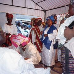 Ifaturoti wedding speech
