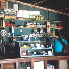 Interior of a Rural Shop