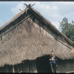 Hmong (Meo) rooftops