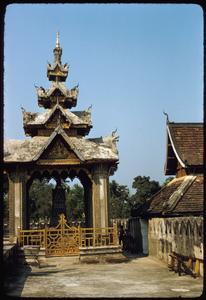 That Luang shrine