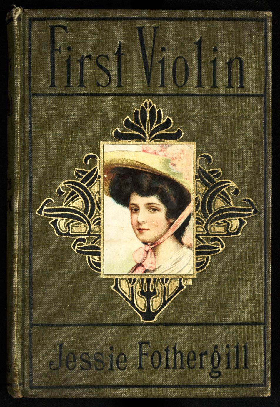 The first violin : a novel (1 of 2)