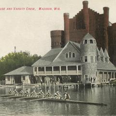 Boat House, ca. 1900