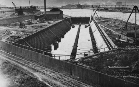 Superior Shipbuilding Company dry dock