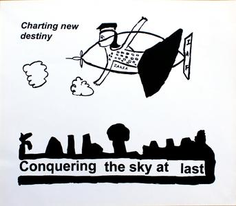 Charting new destiny