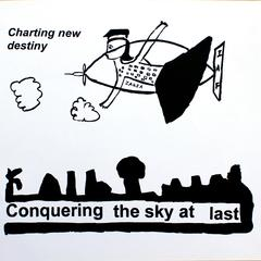 Charting new destiny