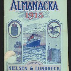 Svensk almanacka och kalendar