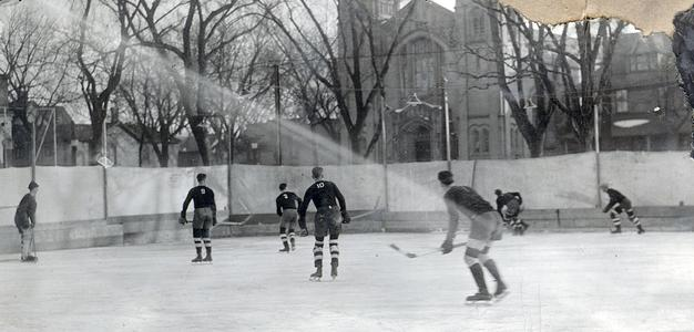 UW hockey