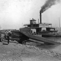 Julius S. Walsh (Ferry, 1912-?)