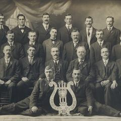 New Glarus Maennerchor, 1917