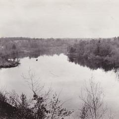 Black River from Tilden's Mound