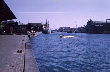 Copenhagen harbor