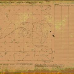 [Public Land Survey System map: Wisconsin Township 34 North, Range 09 East]