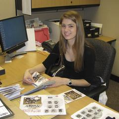 Student Worker, Janesville, 2010