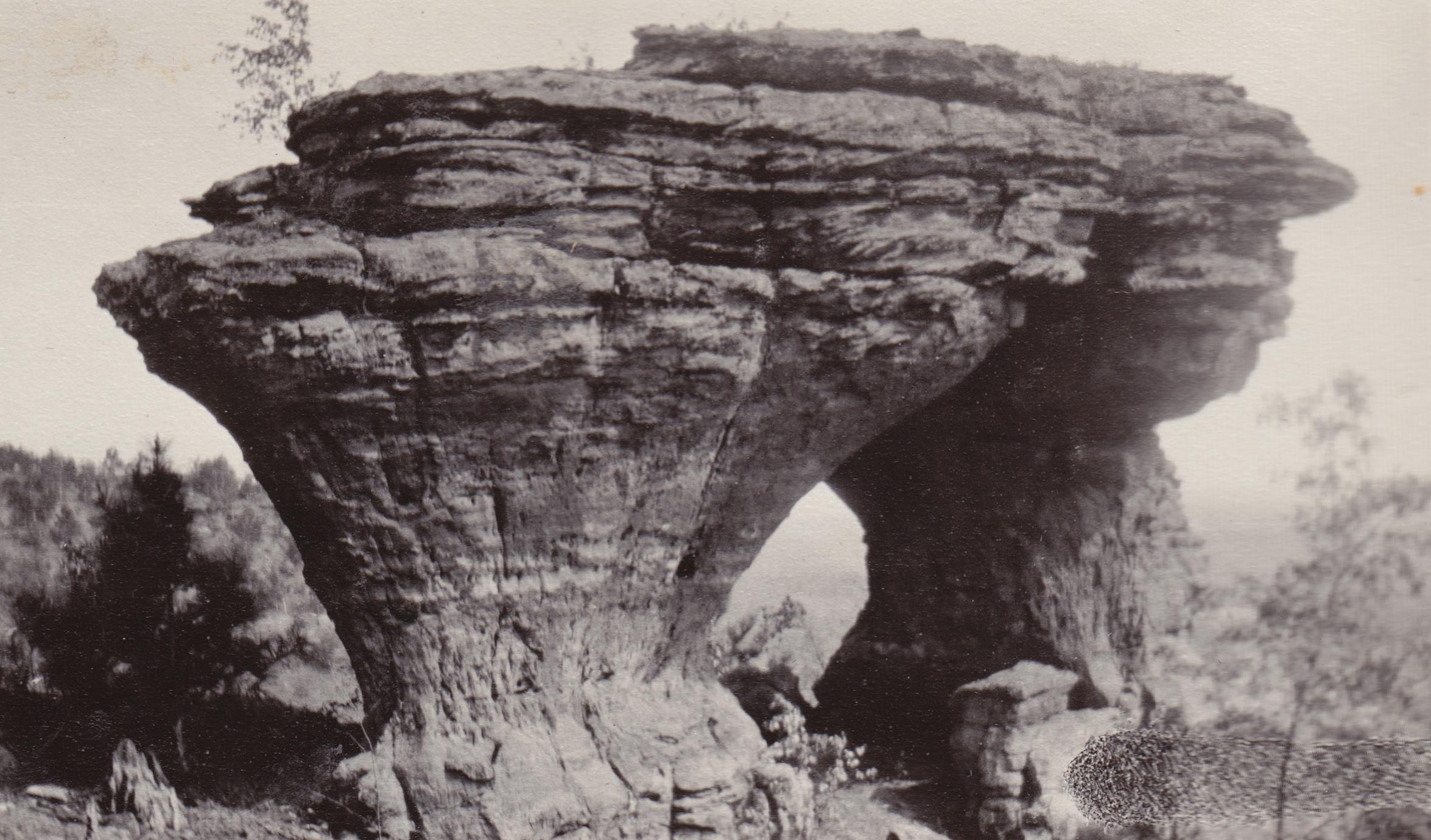 Arch in Dresbach