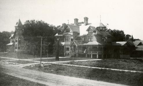 John Stevens Home