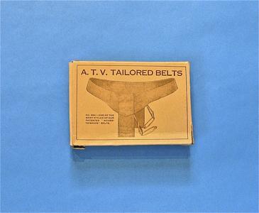A.T.V. sanitary belts