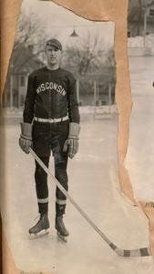 Hockey player McCarter