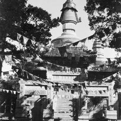 Qing Jing Hua Yu Ta (Pure and Transformed-Region Pagoda) 清淨化域塔