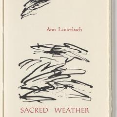Sacred weather