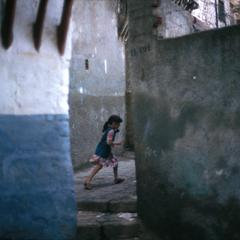 Child in Casbah Section of Algiers