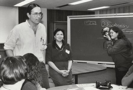 Native American Journalism Workshop