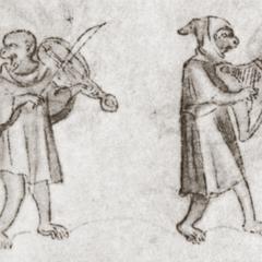 Monkey Musicians