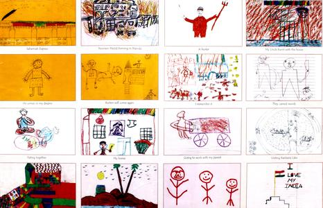 Riots- children's perspectives