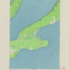 Madeline Island quadrangle