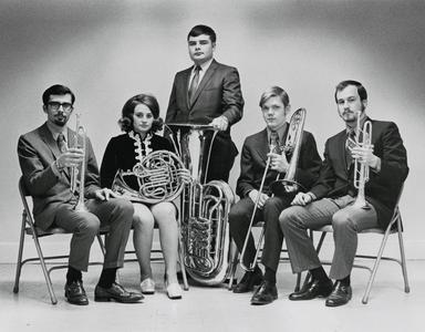 UW-Parkside Brass Quartet