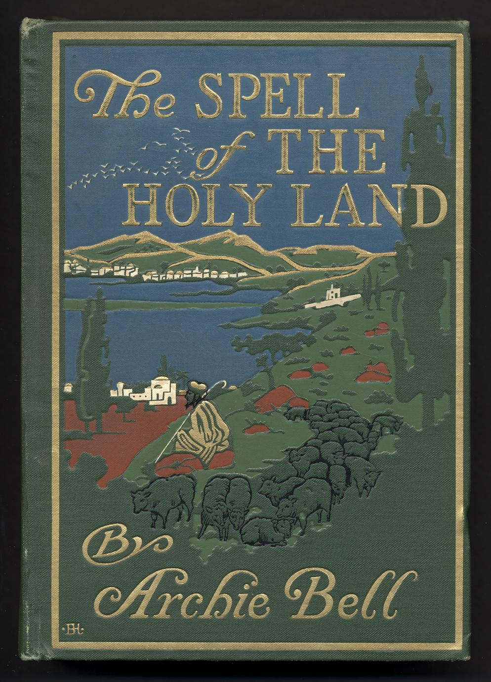 The spell of the Holy Land (1 of 5)