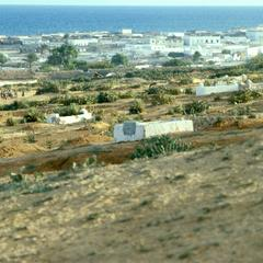 Muslim Cemetery Overlooking the Sea