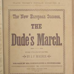 Dude's march
