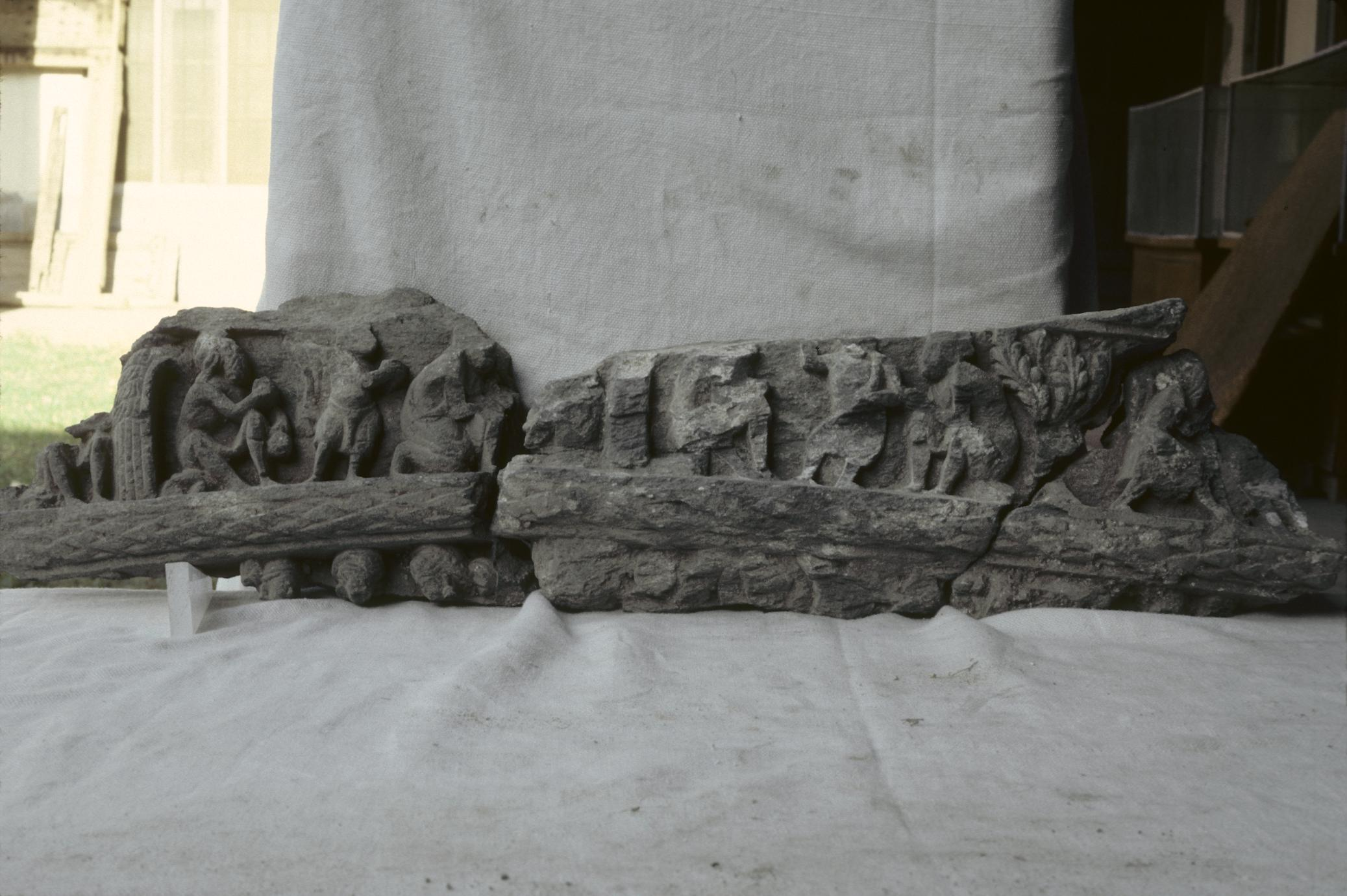 NG336, Figured Relief (1 of 3)