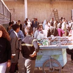 Bus Station in Gafsa