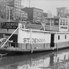 St. Dennis (Towboat, ca. 1920's)