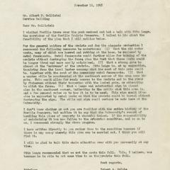 Aldo Leopold papers : 9/25/10-5 : Research Areas and Projects