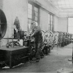 MacWhyte factory employees at work