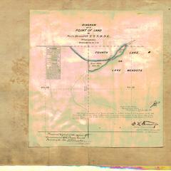 [Public Land Survey System map: Wisconsin Township 07 North, Range 09 East]