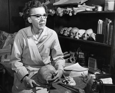 Margery Gray, anthropology