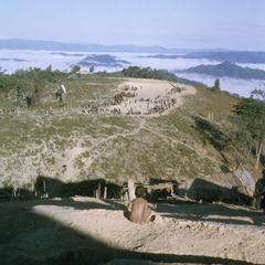 Ethnic Khmu' refugees