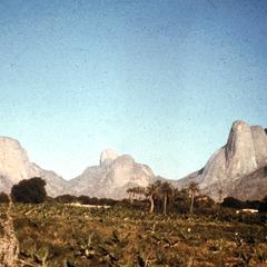 The Taka Mountains in Kassala Province, Eastern Sudan