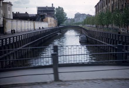 Leningrad canal