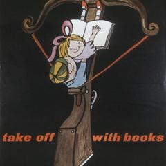 Take off with books