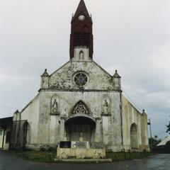 Catholic cathedral of Libreville