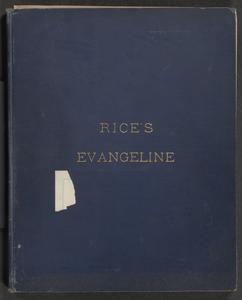 Evangeline [collection] : American opera bouffe