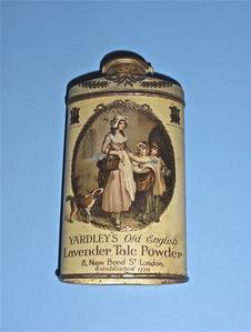 Yardley's Old English Lavender Talc Powder